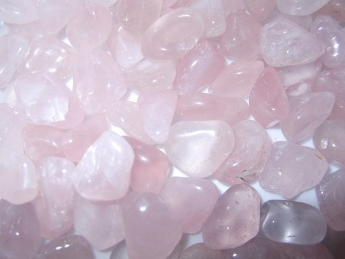 Rose Quartz tumble